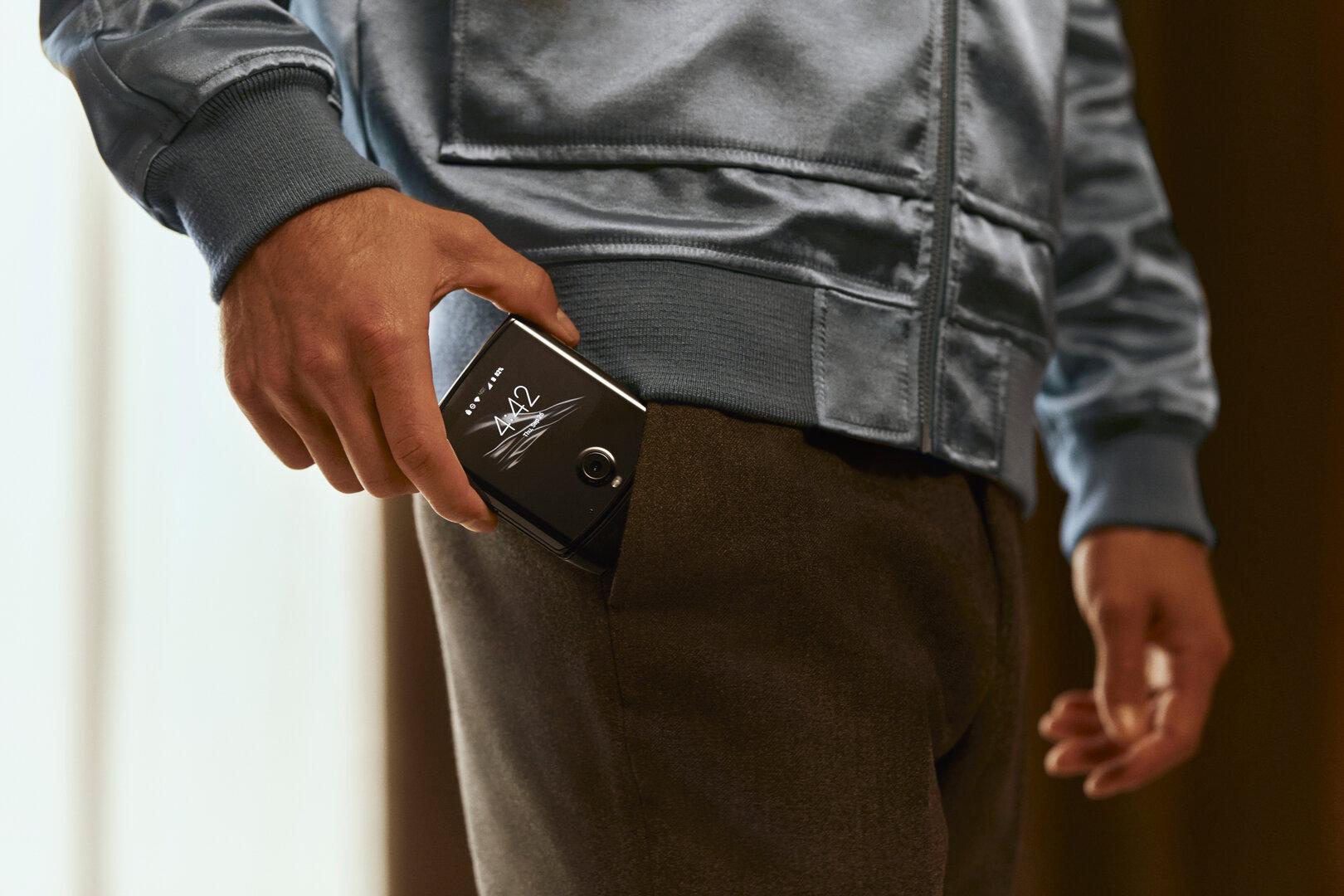 Das neue Motorola Razr (2019)