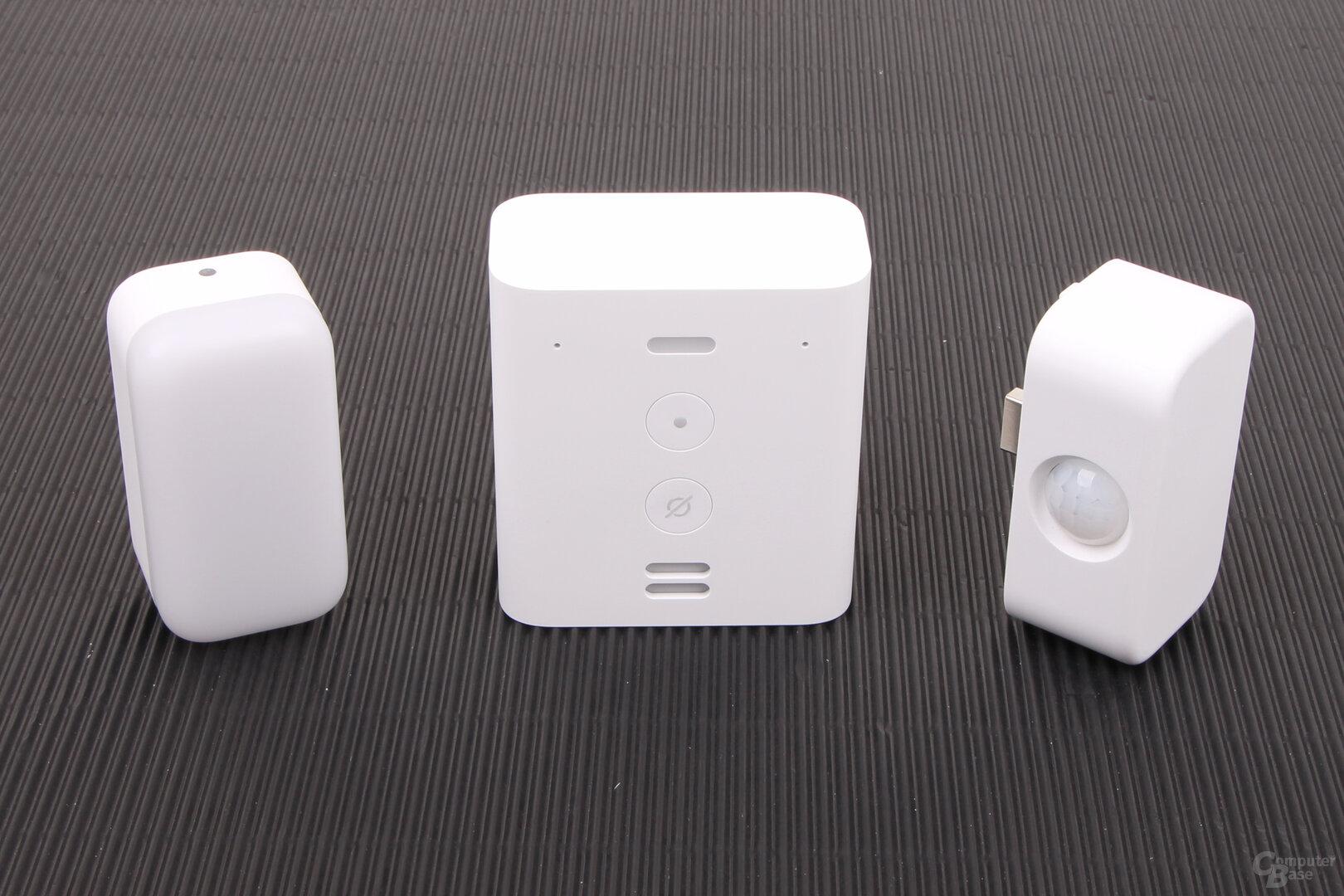 Amazon Echo Flex mit Bewegungssensor und Nachtlicht