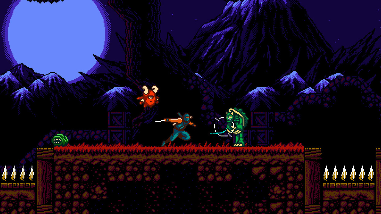 Gratisspiel: Epic Games verschenkt The Messenger
