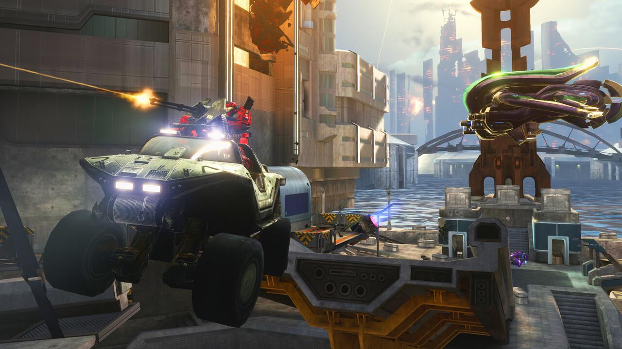 Erscheinungstermin: Halo Reach erscheint auf dem PC Anfang Dezember