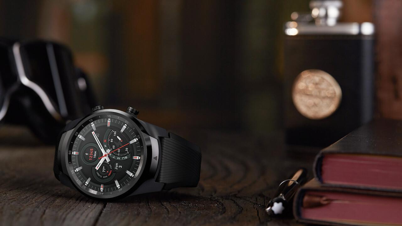 Mobvoi TicWatch Pro 4G: Dual-Layer-Smartwatch mit LTE kommt nach Deutschland