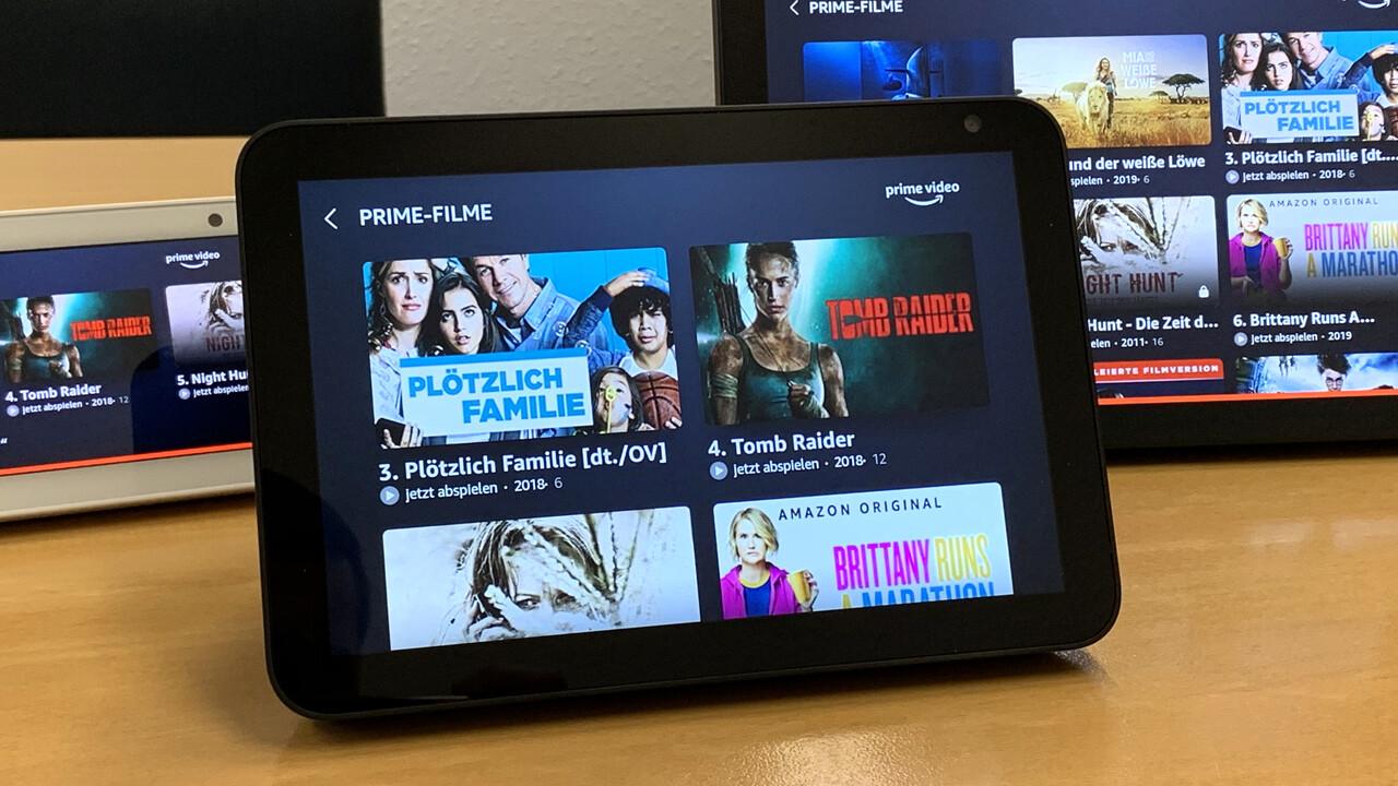 Amazon Echo Show 8 im Test: Das beste Smart-Display-Gesamtpaket mit Alexa