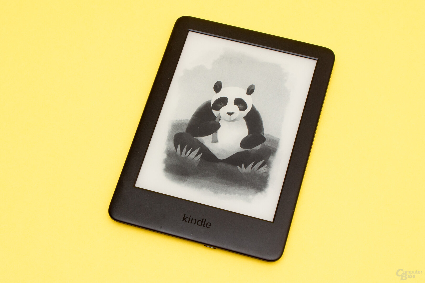 Ohne Hülle auch ein normaler Kindle 2019