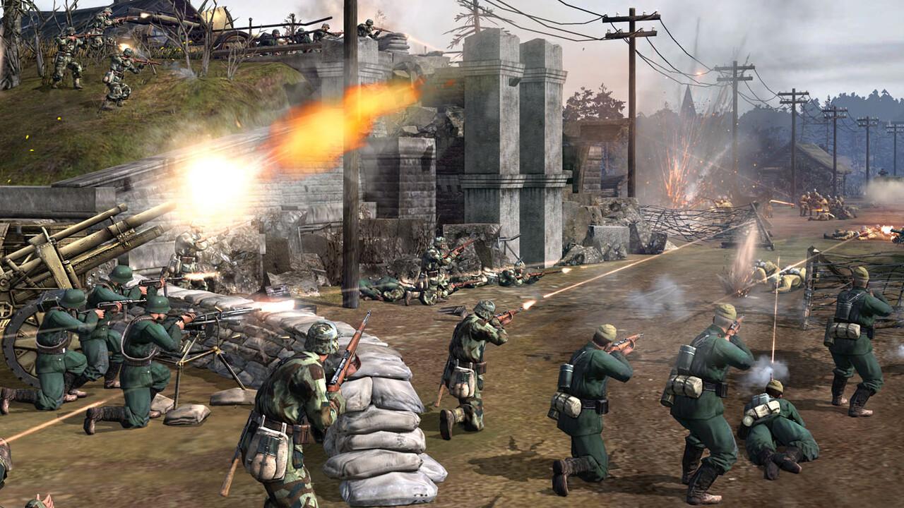 Gratisspiel: Company of Heroes 2 kostenlos auf Steam