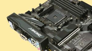 Biostar Racing X570GTA: Ryzen-3000-Platine mit X570-Chipsatz trägt Budget-Flagge