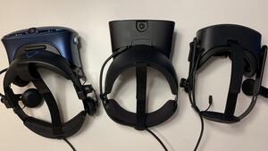 Inside-out-Tracking-HMDs im Test: Vive Cosmos, Rift S und HP Reverb im Vergleich