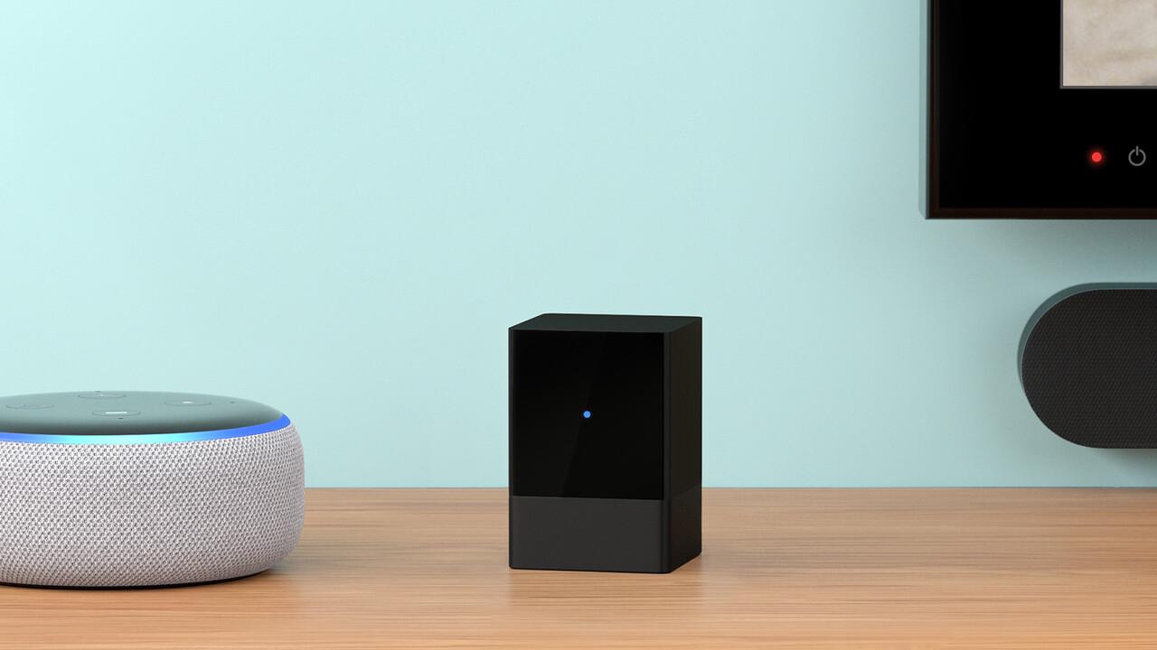 Amazon Fire TV Blaster: IR-Blaster für Alexa steuert das Heimkino per Sprache