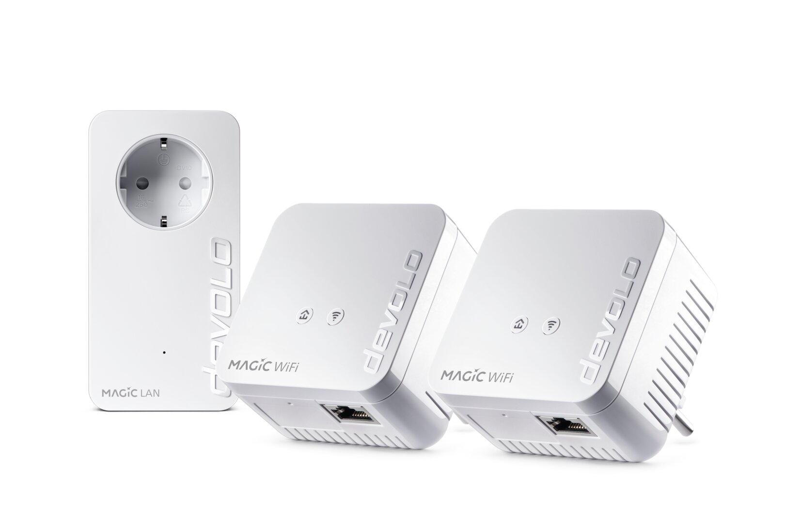 Devolo Magic 1 WiFi mini Multiroom-Kit