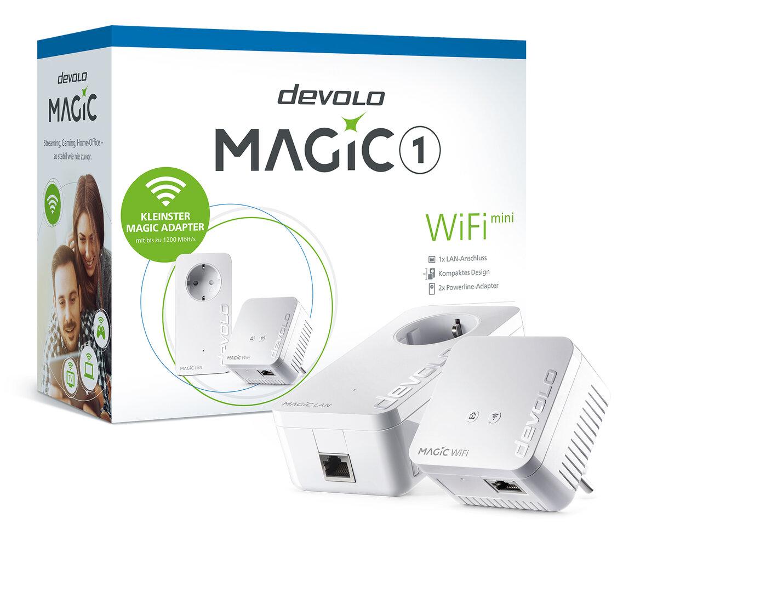 Devolo Magic 1 WiFi mini Starter-Kit