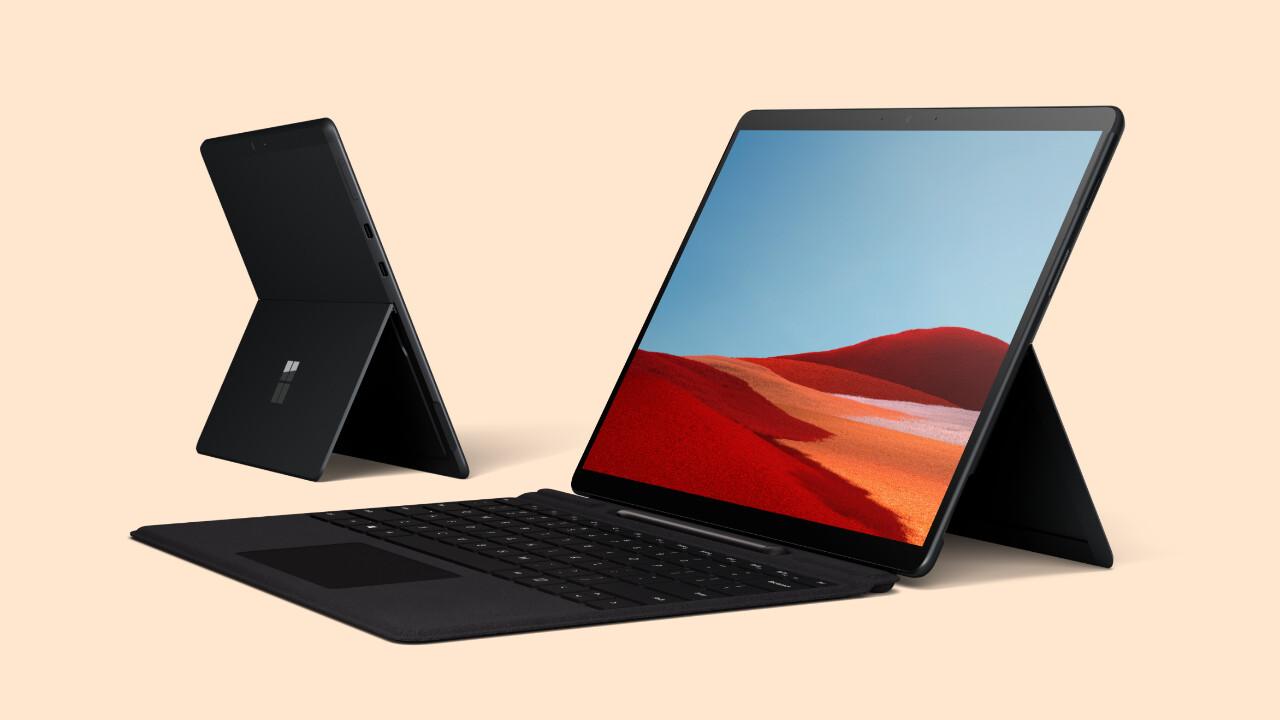 Windows 10 on Arm: Surface Pro X startet in Deutschland ab 1.149 Euro