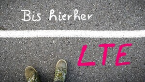 Deutsche Telekom: LTE-Standorte in Grenznähe ab sofort mit voller Leistung