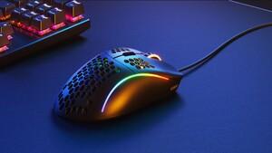 Glorious Model D: Leichte Maus wird mit gleicher Technik ergonomisch