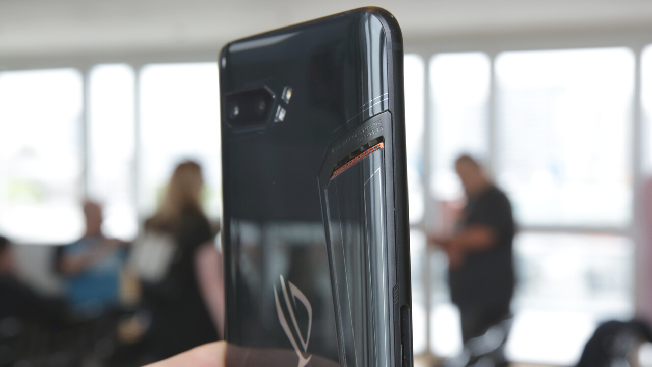Gaming-Smartphone: Asus ROG Phone II mit 1 TB für 999 Euro verfügbar