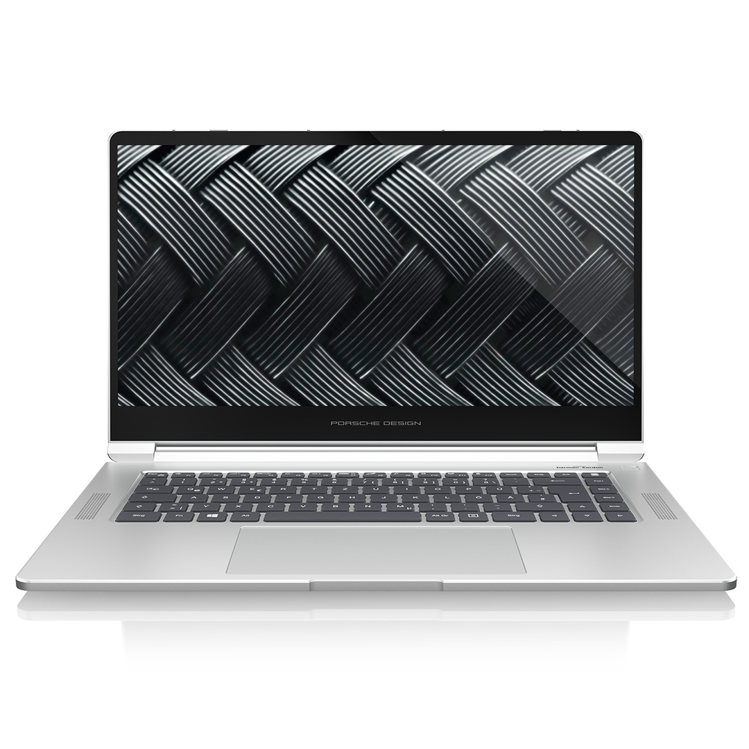 Porsche Design Ultra One: Lüfterloses Designer-Notebook mit Amber Lake-Y