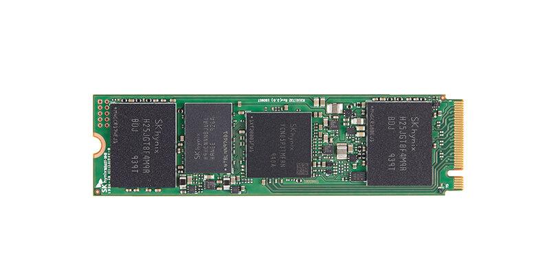 SK Hynix: Muster einer M.2-SSD mit 2 TB