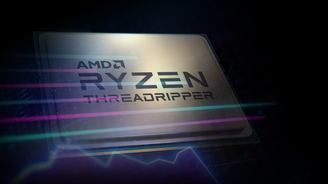 8 × 8 Kerne bei 280 Watt: AMD Ryzen Threadripper 3990X mit 64 Kernen ab 2020
