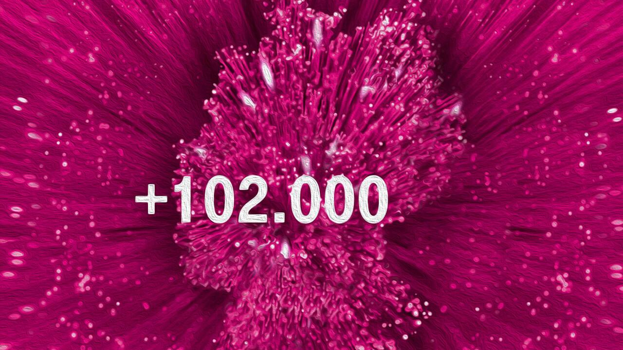 Deutsche Telekom: 102.000 weitere Haushalte erhalten bis zu 100 MBit/s