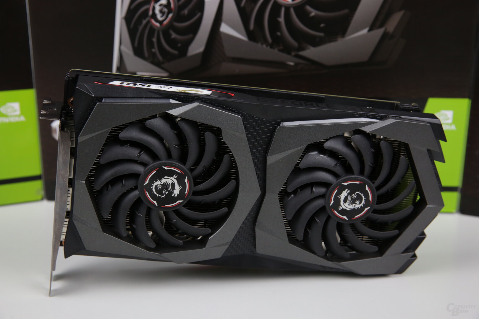Die MSI GeForce GTX 1650 Super Gaming X im Test