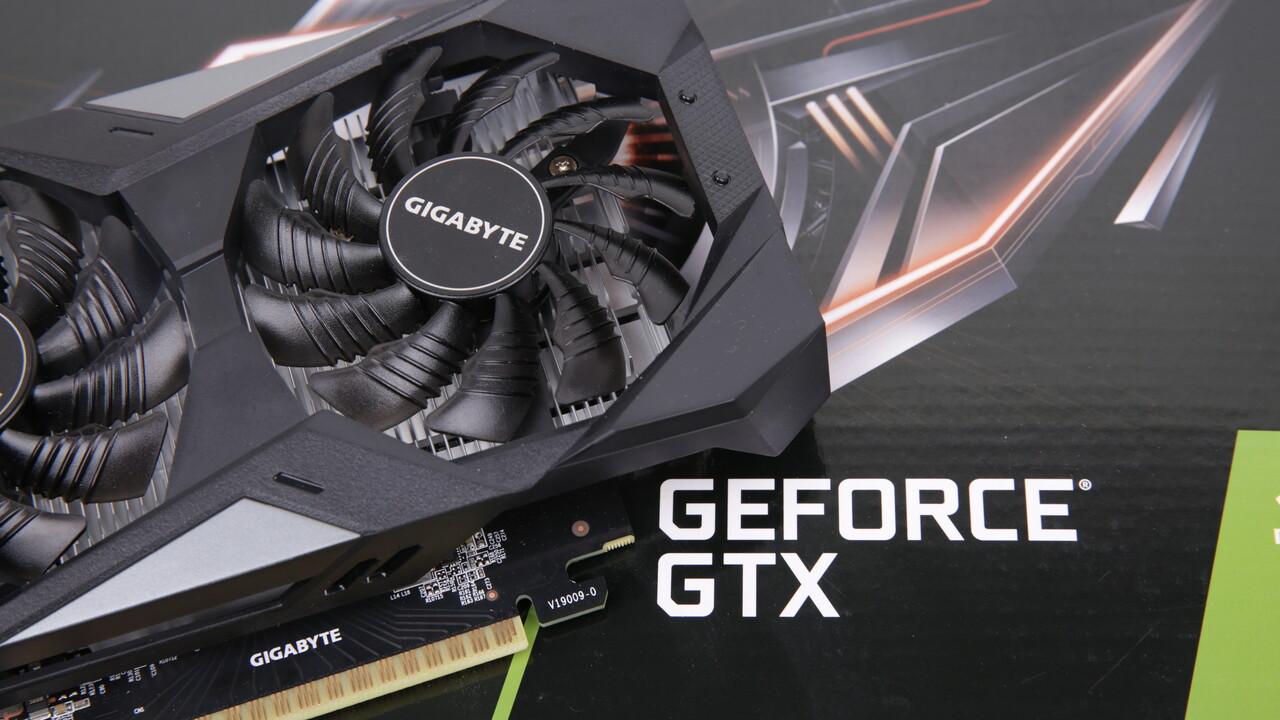GPU-Marktanteile: Nvidia legt im dritten Quartal deutlich zu