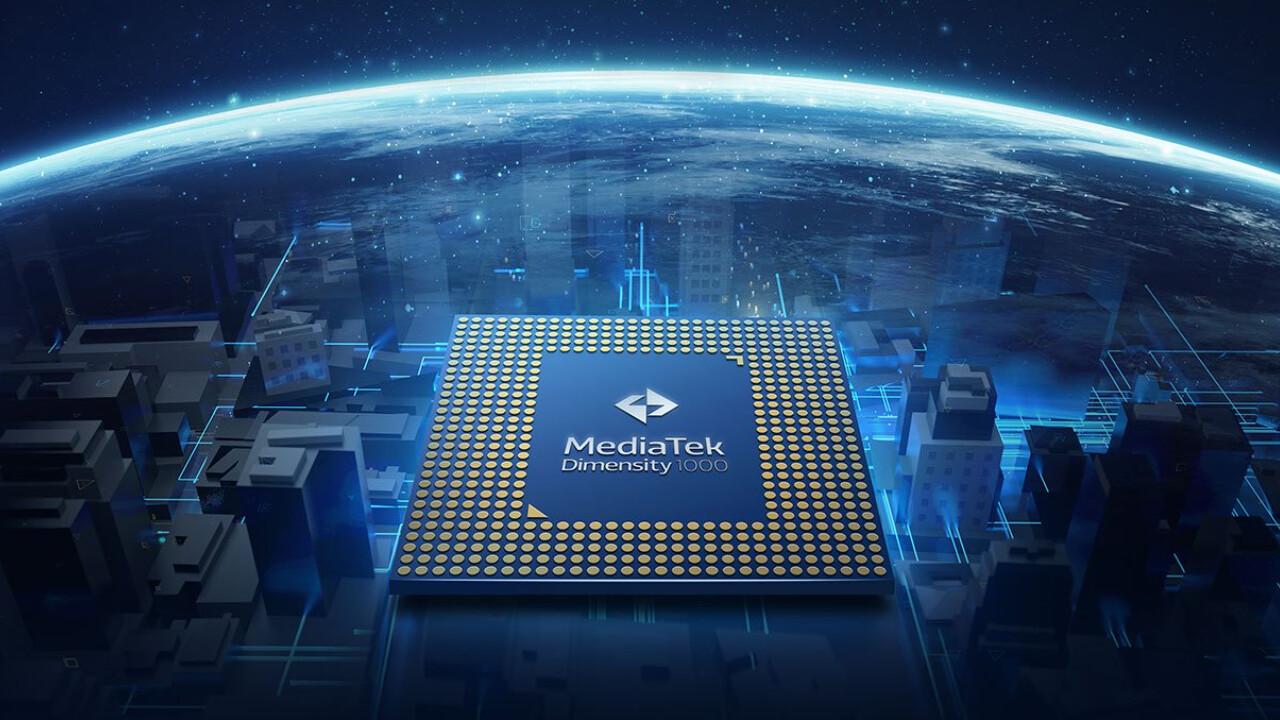 Dimensity 1000: MediaTek stellt sein neues 5G-Flaggschiff-SoC vor