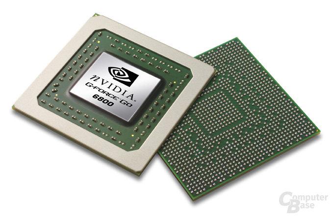 nVidia GeForce Go 6800