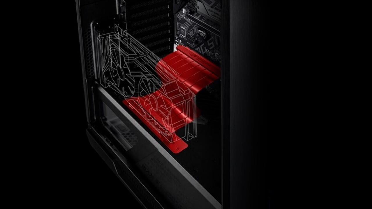 ROG Strix Riser Cable: Erstes Riser-Kabel von Asus ist flexibel und geschirmt