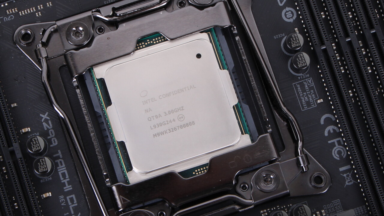 Microcode für X299-Platinen: MSI bereitet BIOS-Updates für höheren Takt mit CLX vor