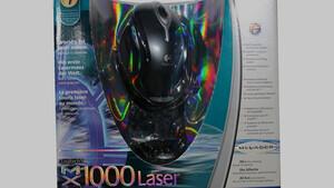 Im Test vor 15 Jahren: Der erste Lasernager hieß Logitech MX1000
