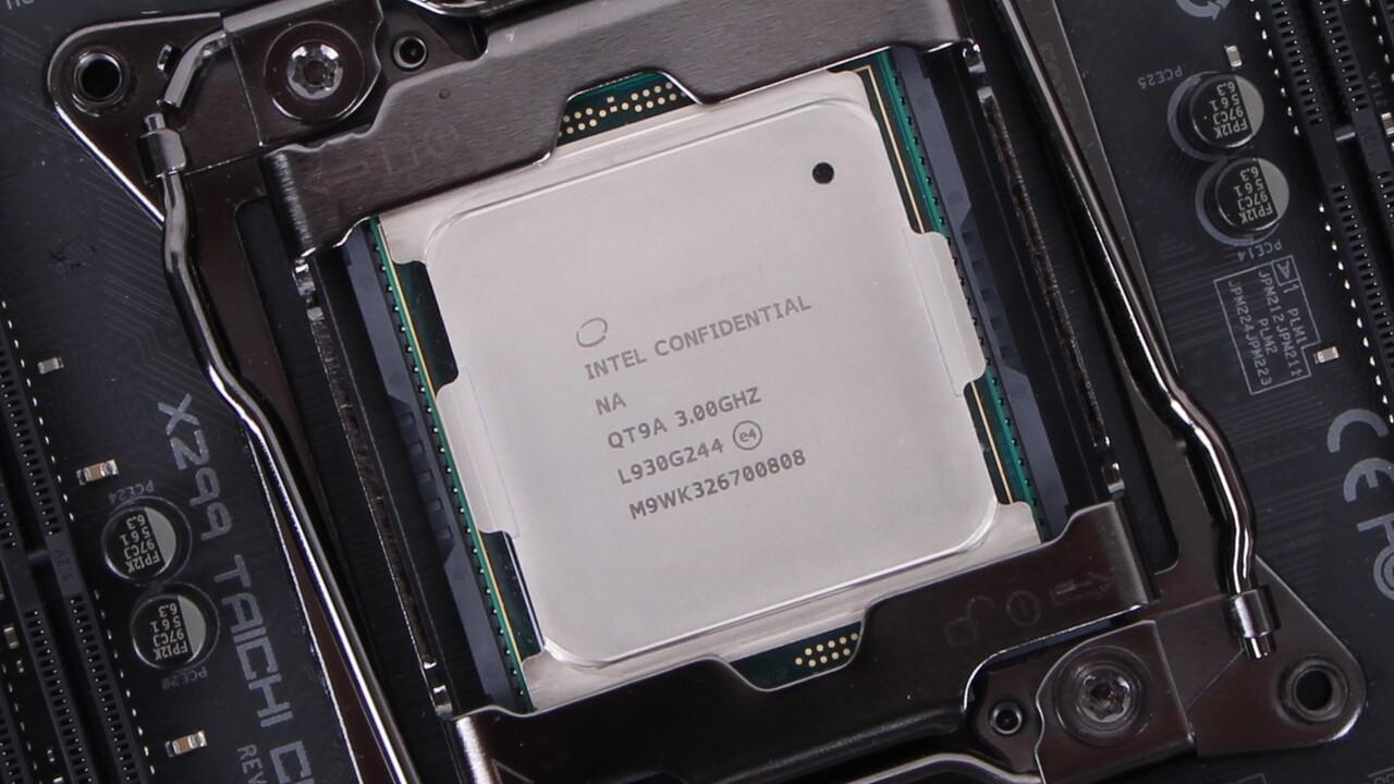 Intel Core X 10000: Ein Produktstart, wie er in keinem Buche steht