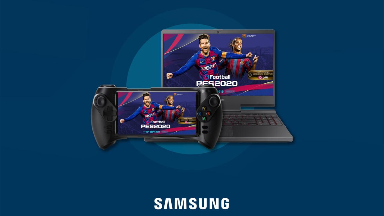 PlayGalaxy Link: Samsung streamt Spiele vom PC auf seine Smartphones