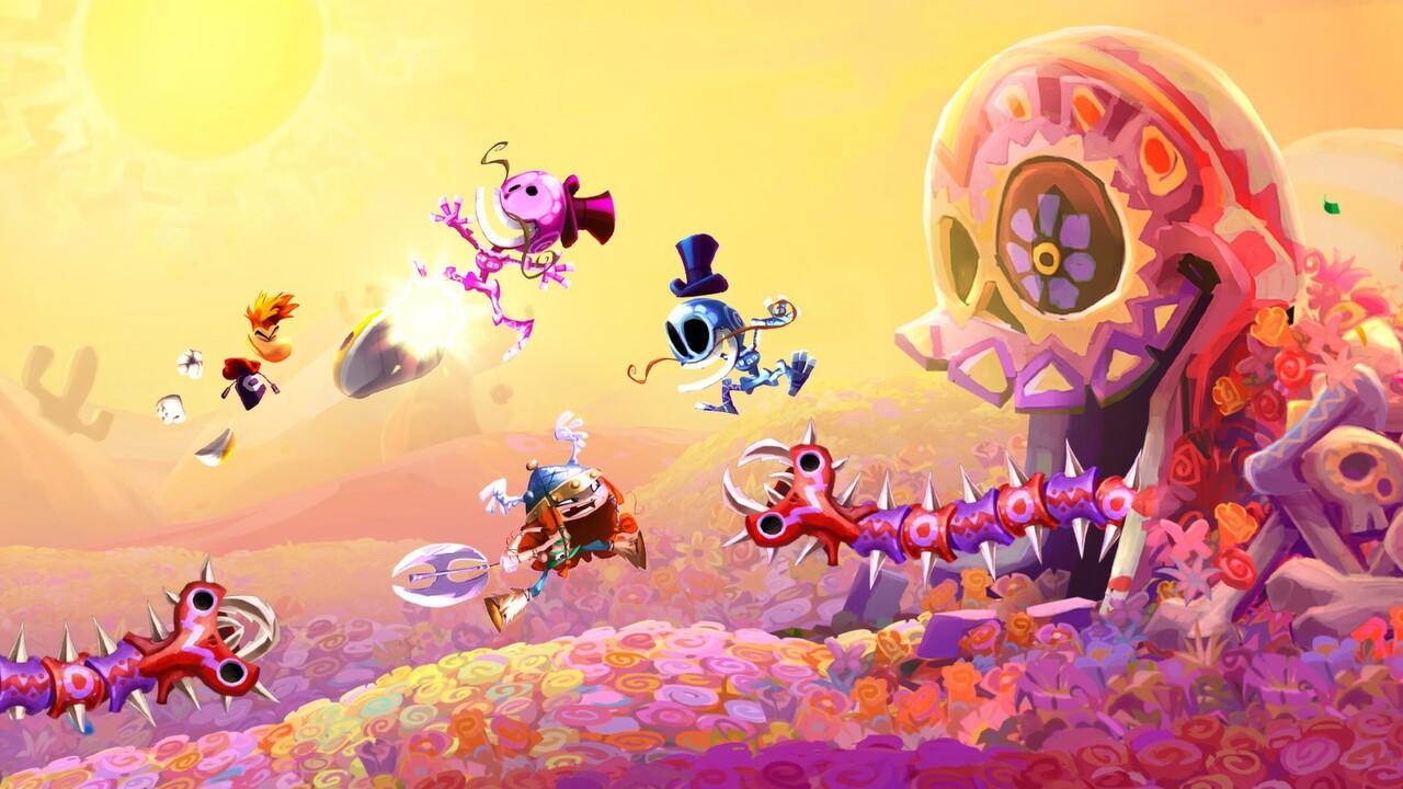 Gratisspiel: Epic Games verschenkt Rayman Legends