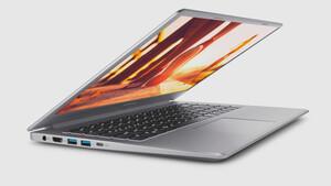 Medion Akoya P15648: 15-Zoll-Notebook mit Comet Lake und Nvidia-Grafik