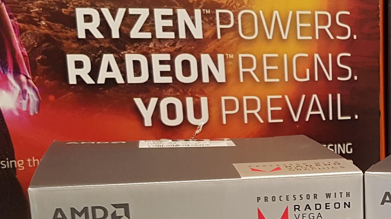 CPU-Gerüchte: AMDs Renoir-APU mit Vega8-GPU aufgetaucht