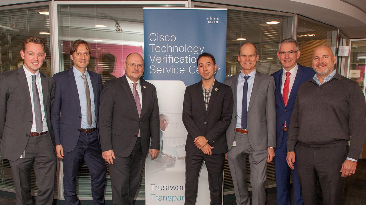 5G-Netzausbau: Auch Cisco legt seine Technologie offen