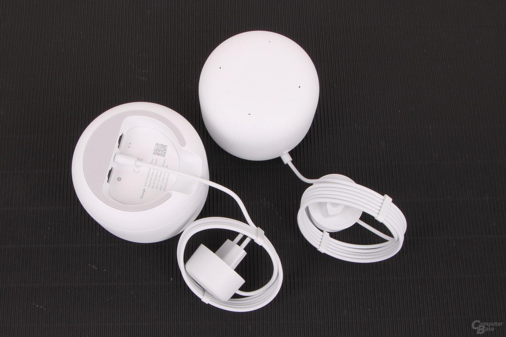 Google Nest WiFi: Router und Access-Point