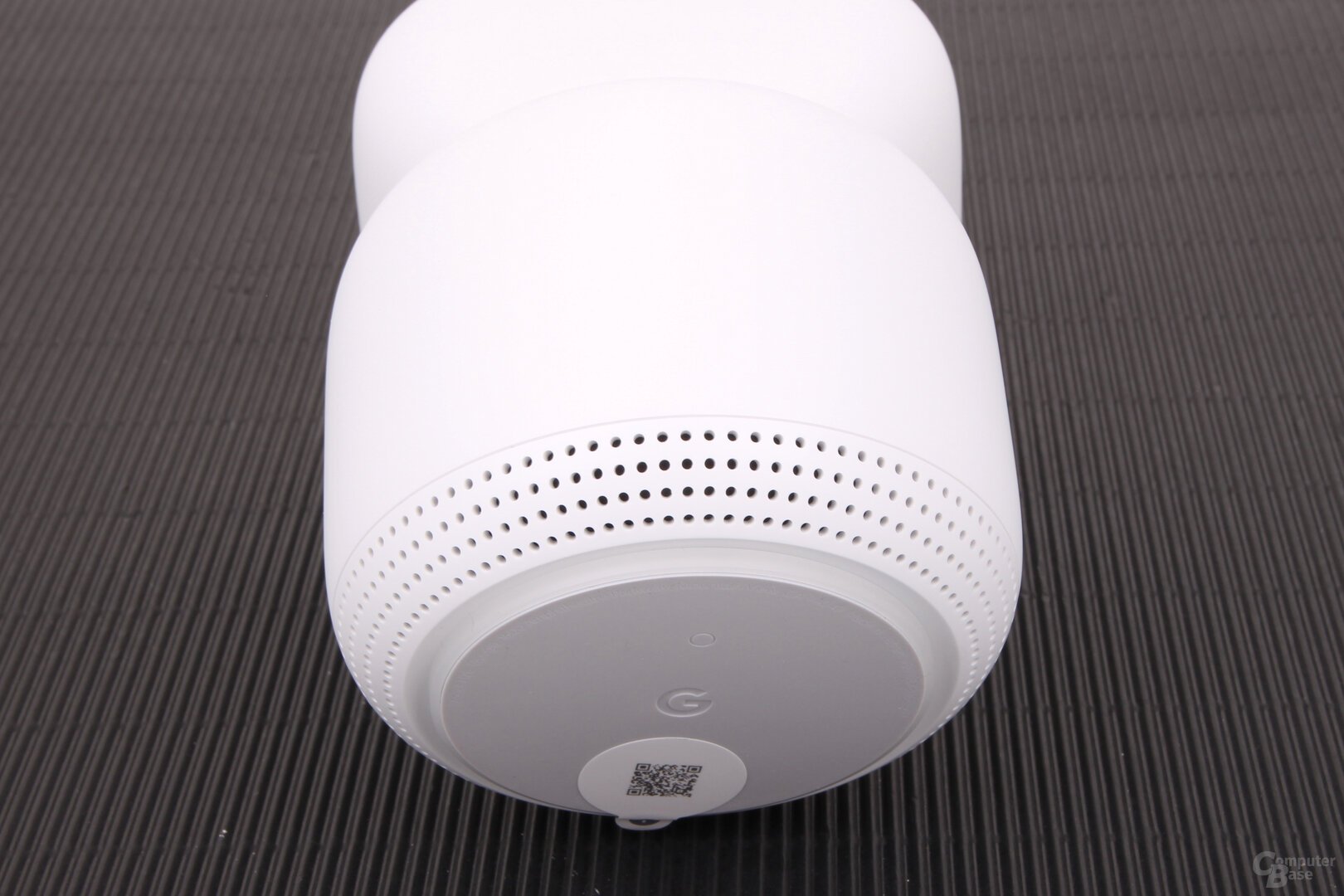 Google Nest WiFi: Versteckter LED-Ring im Access-Point