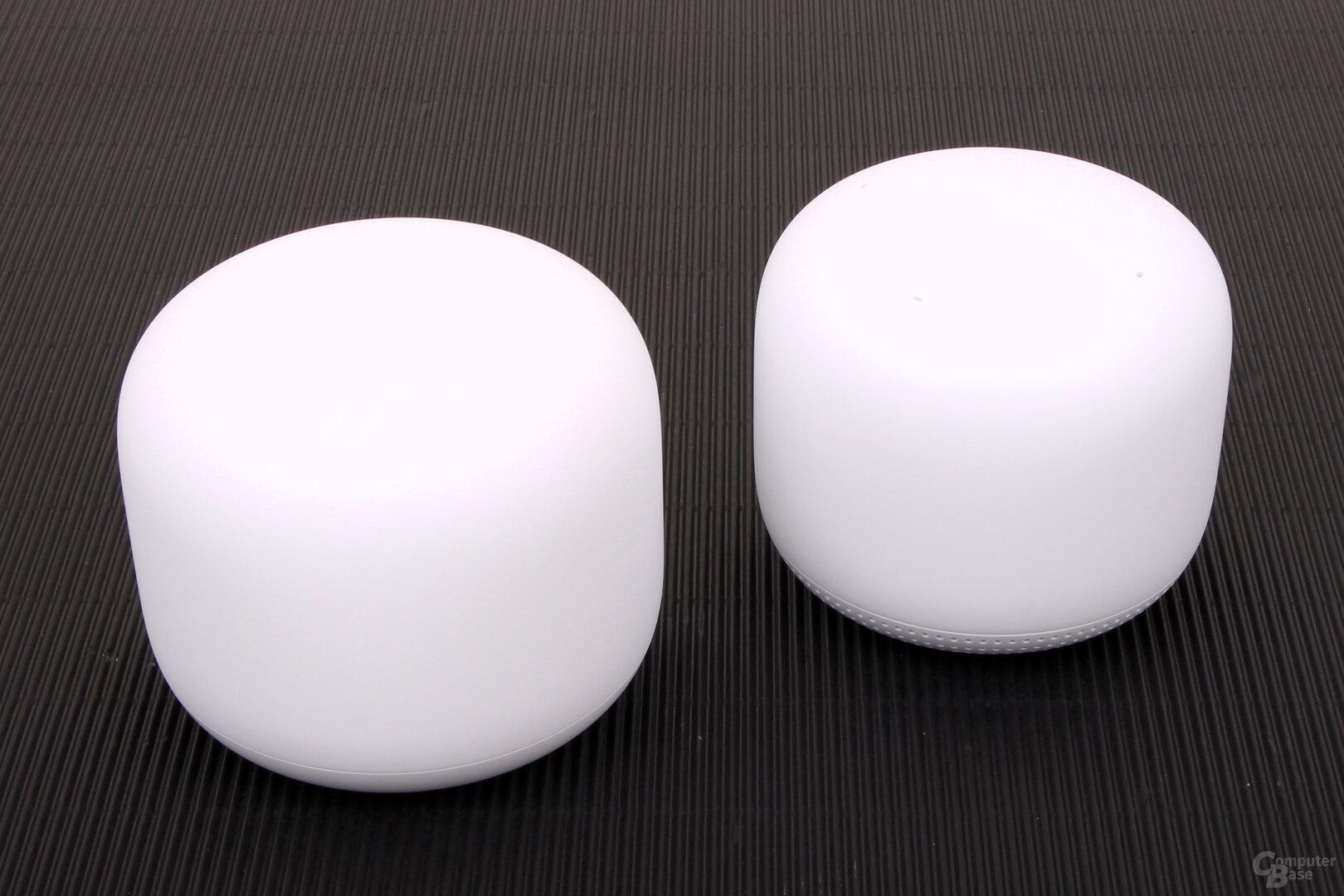 Google Nest WiFi: Router und Access-Point sind nicht identisch