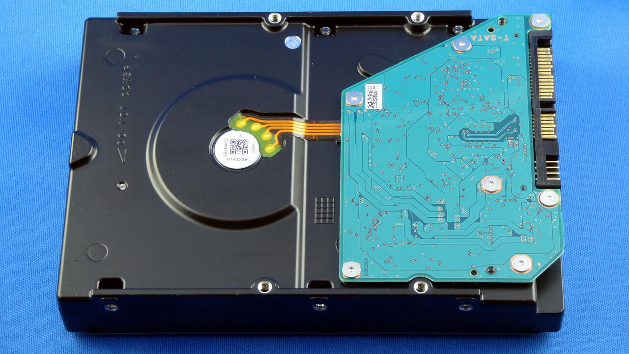 HDD-Roadmap: Toshiba nennt 18 TB, 20 TB und 10-Platter-Technik