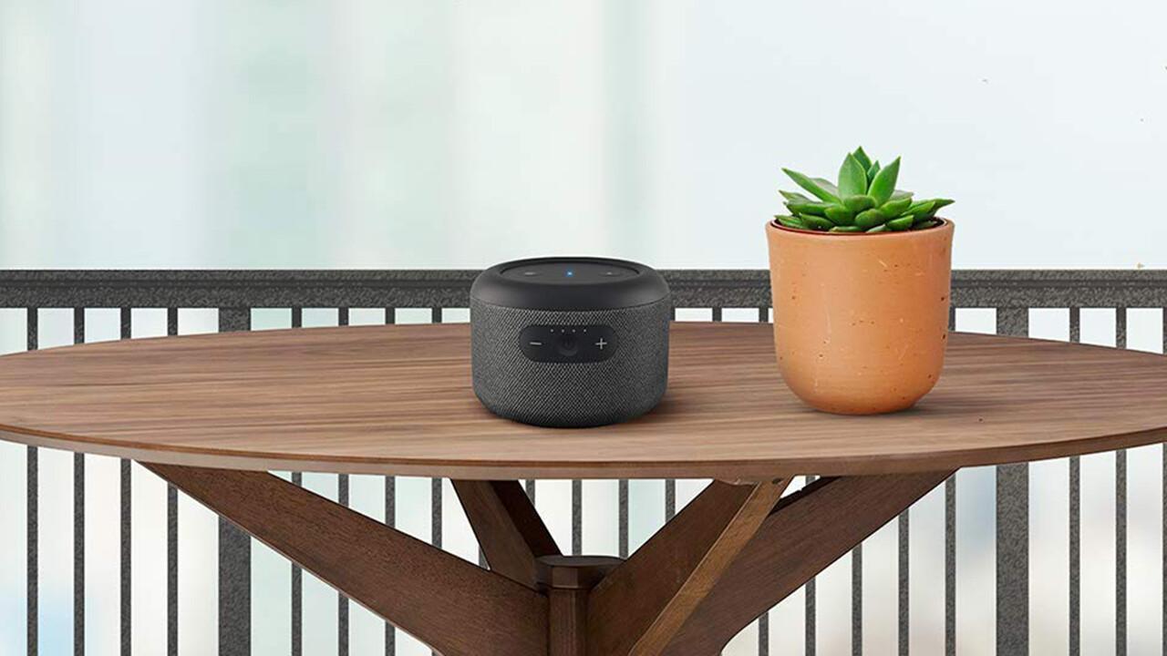 Amazon Echo Input Portable: Batteriebetriebener Smart Speaker zuerst für Indien