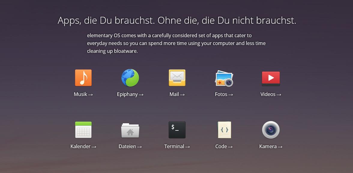 elementary OS 5.1 bringt eigene GTK+-Anwendungen mit