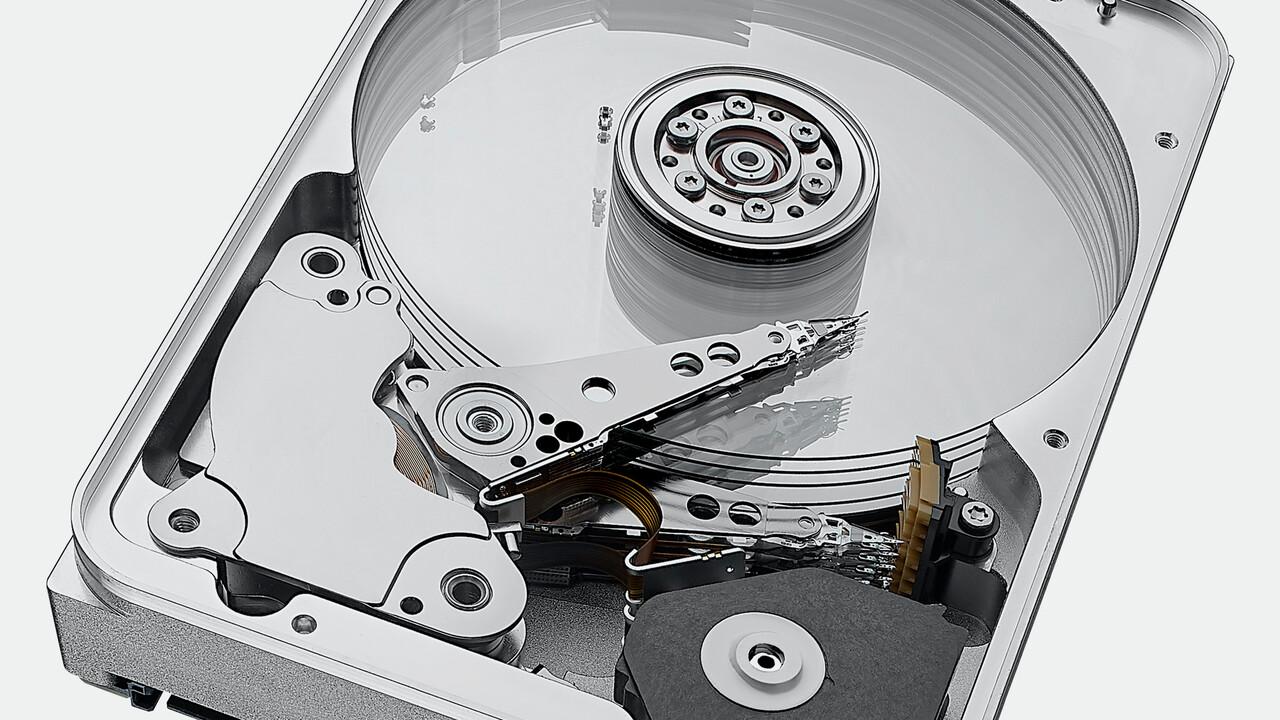 Verfügbarkeit unklar: Microsoft testet Seagates Mach.2-Festplatten für Azure