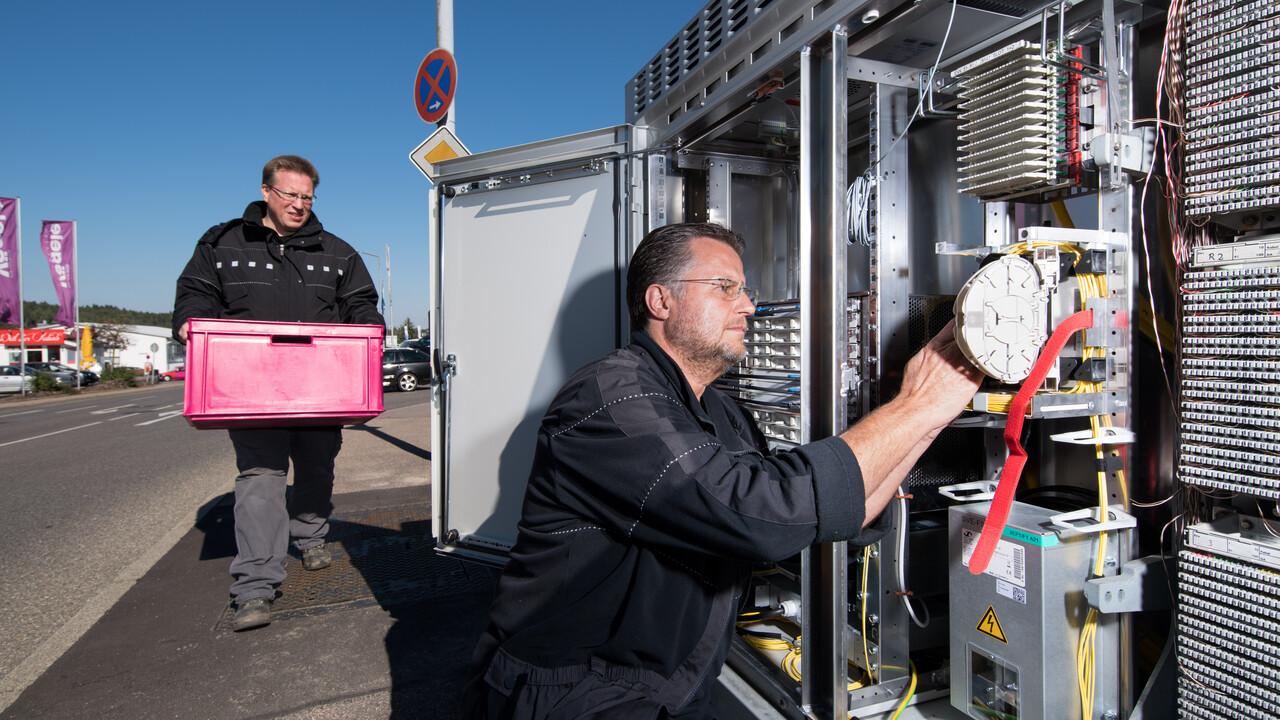 Deutsche Telekom: Zahlenspielereien zum Stand des 5G-Ausbaus