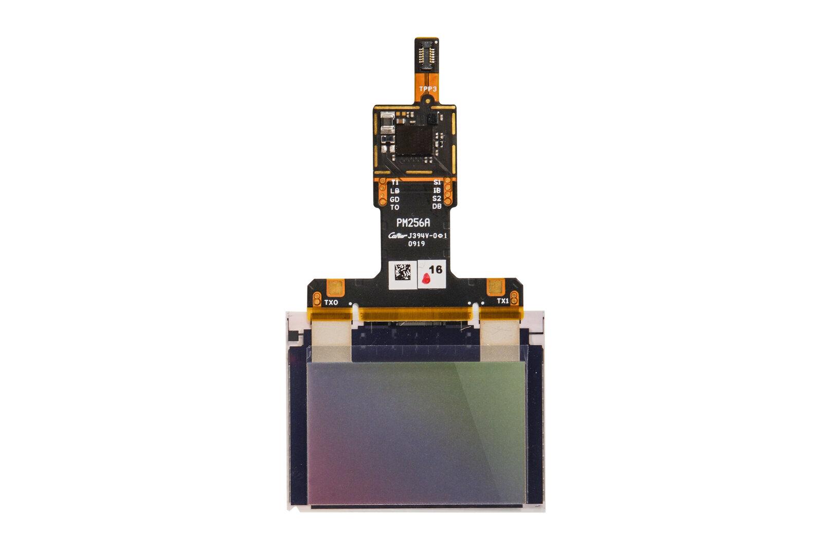 30 × 20 Millimeter großer Ultraschall-Fingerabdrucksensor