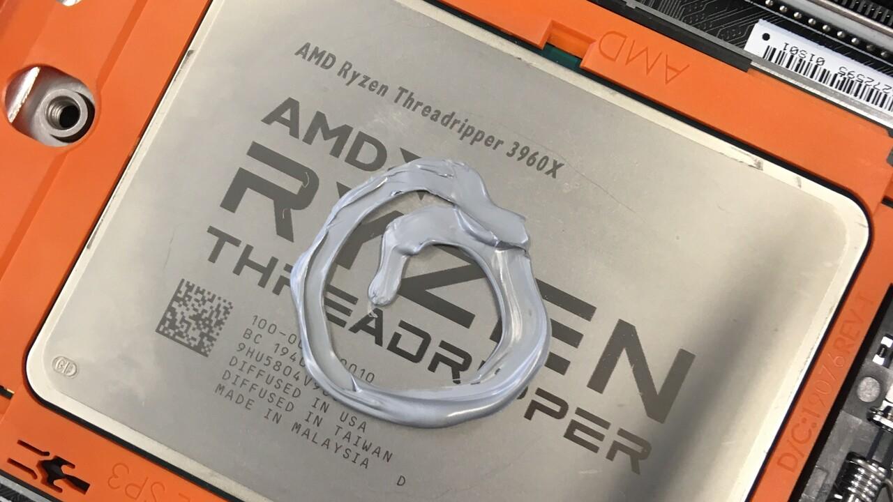 Threadripper 3970X mit 180W im Test: Auch mit 100 Watt weniger TDP weit vor der Konkurrenz