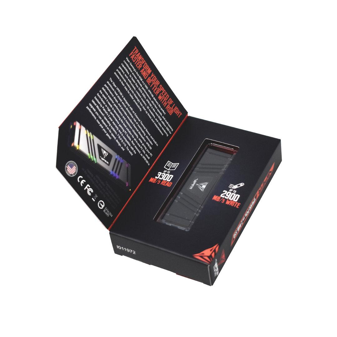 Patriot Viper VPR100 RGB SSD