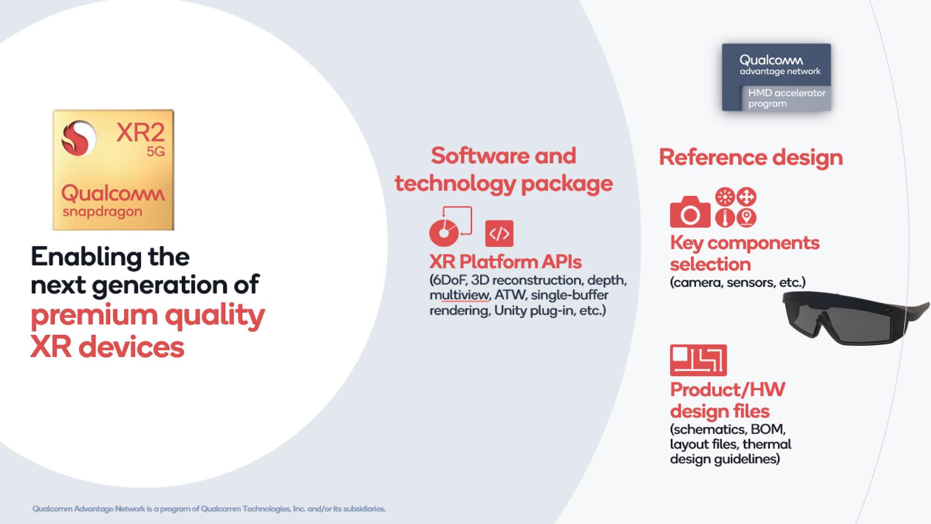 Die Plattform ist mehr als nur der neue XR2-Chip