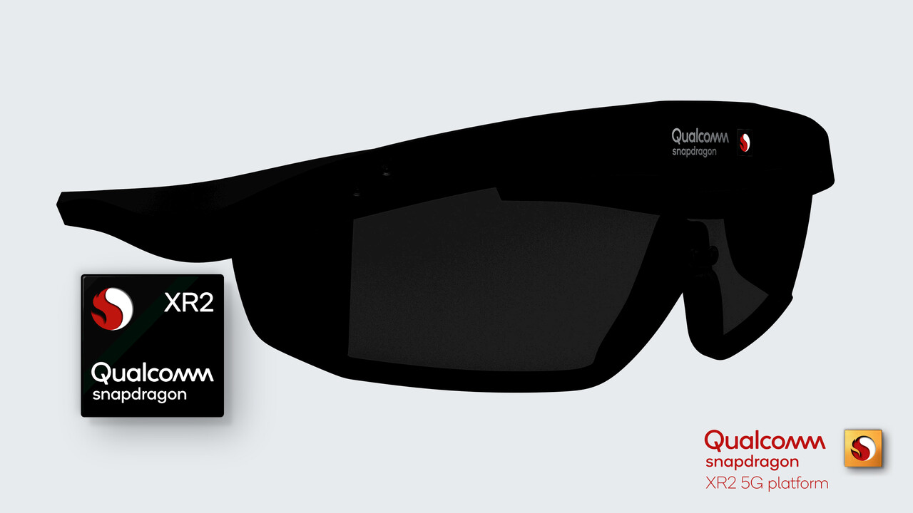 Snapdragon XR2: Qualcomm bietet 5G jetzt auch in XR-Brillen an