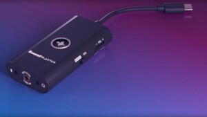 Creative Sound Blaster G3: Portabler USB-DAC explizit entwickelt für Konsolen