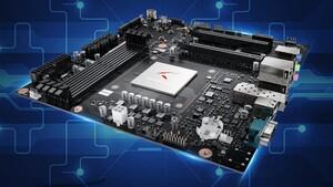 Mainboard von Huawei: D920S10 mit ARM-CPU und PCIe-Slot für den Desktop-PC