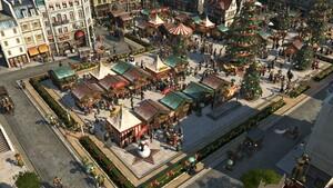 Anno 1800: Weihnachts-DLC und weitere Inhalte angekündigt